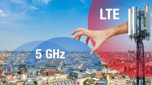 LTE threatening the 5GHz Wi-Fi band