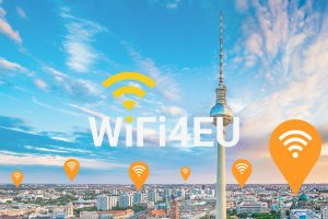 WiFi4EU funding Wi-Fi European Commission
